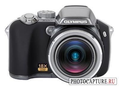 В Olympus SP-550 UZ добавлен стабилизатор