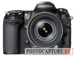 Fujifilm выпустила новую версию прошивки для S5