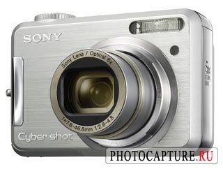 Cyber-Shot S800: компактная цифровая камера