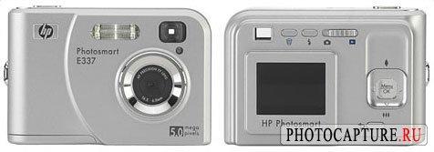 Обновление линейки фотокамер HP
