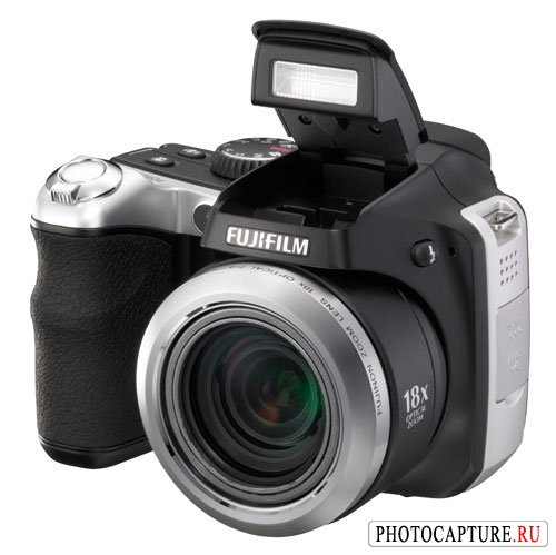 Fujifilm S8000 fd — впервые c стабилизатором