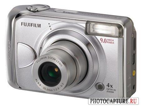 Мыльница с Super CCD: Fujifilm FinePix A920