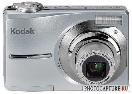 Компактный Kodak с матрицей КМОП