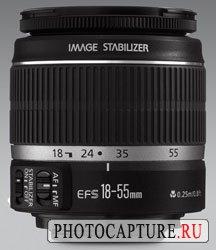 Стабилизированные объективы от Canon