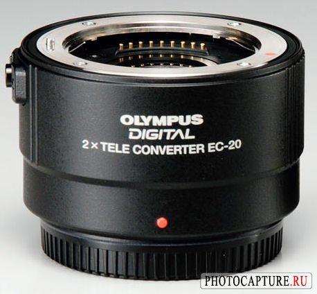 Zuiko Digital объективы c ультразвуковым волновым приводом