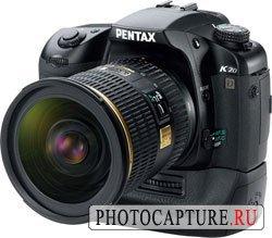Pentax K20D для фотоэнтузиастов