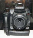 Слухи: в ноябре состоится выпуск зеркальной камеры Olympus E-P1
