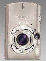 Canon IXUS 960 IS - фотоаппарат из титана