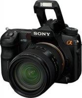 Новая зеркальная камера семейства Alpha - Sony DSLR-A700