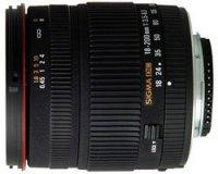 Многоцелевой объектив для Nikon D40/D40x от Sigma