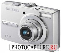 Новые фотокамеры Samsung L серии