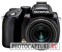 Olympus SP-570 UZ: впечатляющий зум