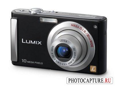 Panasonic Lumix FS серии