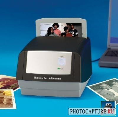Оцифровка фотоснимков без сканера