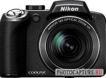 Nikon COOLPIX P80: 10 Мп и 18-кратный «зум»