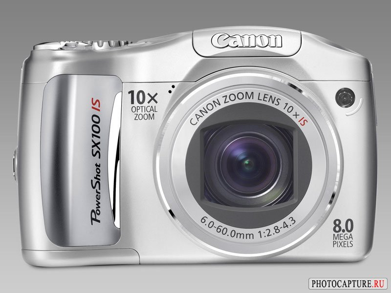 Canon PowerShot SX100