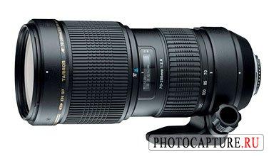 Моторизованный светосильный «телезум» 70-200 мм F/2,8 для камер Nikon от Tamron