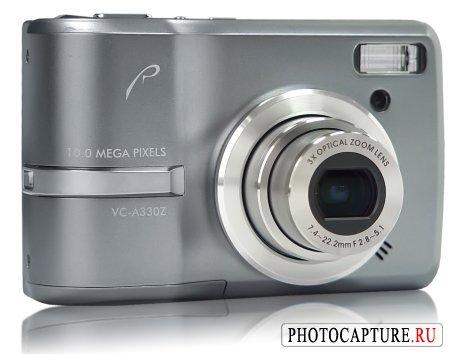 Цифровой фотоаппарат RoverShot VC-A330Z