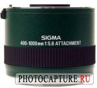 Объектив для настоящей фотоохоты от Sigma