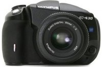 Е-430: неизвестная зеркальная камера от Olympus