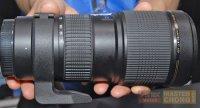 Объектив Tamron SP 70-200mm F2.8 Di в разрезе