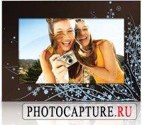 Цифровую фоторамку Memorex можно адаптировать под сюжет фотоснимка