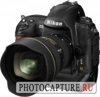 24,4-Мп полнокадровая зеркальная камера D3X от Nikon