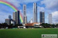 Имитация радуги в photoshop