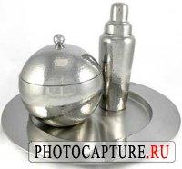 Съёмка серебрянных изделий