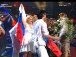 """Дима Билан победил в конкурсе """"Евровидение-2008"""""""