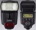 Canon обновляет вспышку Speedlite 430EX